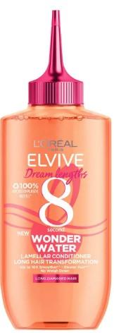L'Oréal Paris Elvive Dream Lengths Wonder Water 8 Second Hair Treatment 巴黎欧莱雅8秒修护护发素200毫升