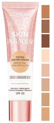 L'Oréal Paris Skin Paradise Tinted Moisturiser SPF20 巴黎欧莱雅上色防晒保湿霜30毫升