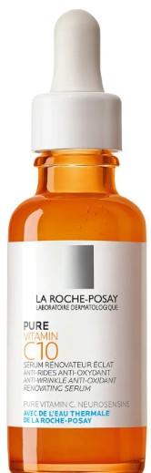 La Roche-Posay Pure Vitamin C10 Serum 纯维他命C精华液30毫升