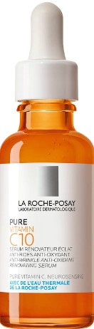 La Roche-Posay Pure Vitamin C10 Serum 30ml (La Roche-Posay 纯维他命C10精华液 30毫升)