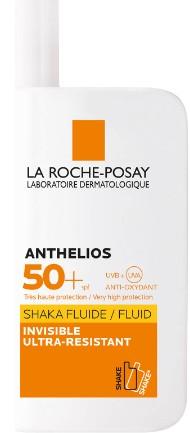 La Roche-Posay Anthelios Shaka Ultra Light Facial Sun Cream SPF50+ (面部防晒霜SPF50+)