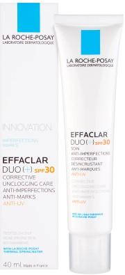 La Roche-Posay Effaclar Duo+ SPF30 (理肤泉防晒霜)
