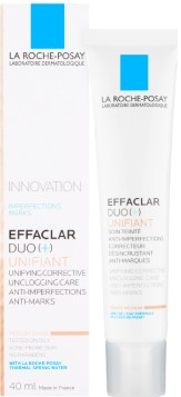 La Roche-Posay Effaclar Duo+ Unifiant Medium (理肤泉中等深色粉底液保湿霜)
