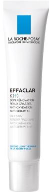 La Roche-Posay Effaclar K(+) Anti-Sebum 8Hr (理肤泉抗衰老精华素)