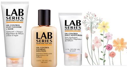 Lab Series Skincare For Men Oil Control Bundle 男士护肤系列控油套装 (三重奏)