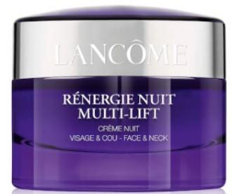 Lancôme Rénergie Multi-Lift Night Cream兰蔻多功效提拉紧致晚霜 50毫升