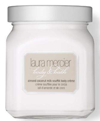 Laura Mercier Almond Coconut Soufflé Body Crème椰子杏仁身体护肤乳 300克