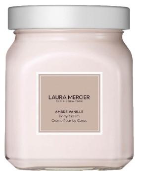 Laura Mercier Ambre Vanillé Soufflé Body Crème 香草身体护肤乳300克