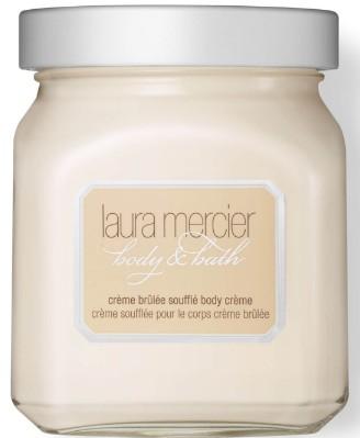 Laura Mercier Crème Brûlée Soufflé Body Crème焦糖布丁身体护肤乳300克