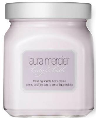 Laura Mercier Fresh Fig Soufflé Body Crème 无花果身体护肤乳300克