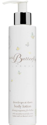 Little Butterfly London Dewdrops at Dawn Body Lotion 伦敦小蝴蝶婴儿身体护肤乳200毫升