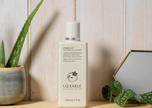 Liz Earle Eyebright Soothing Eye Lotion 150ml Bottle (Liz Earle 舒缓眼霜)