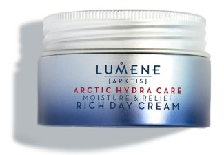 Lumene Arctic Hydra Care [Arktis] Moisture & Relief Rich Day Cream 优姿婷舒缓保湿面霜50毫升