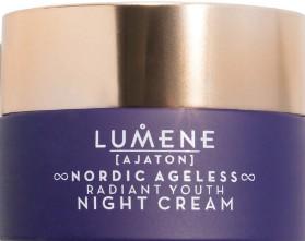 Lumene Nordic Ageless [AJATON] Radiant Youth Night Cream 优姿婷青春亮彩晚霜50毫升
