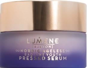 Lumene Nordic Ageless [AJATON] Radiant Youth Pressed Serum 优姿婷青春亮彩精华液50毫升