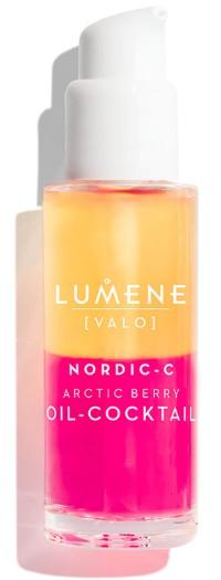 Lumene Nordic-C [VALO] Arctic Berry Oil-Cocktail 优姿婷北极浆果护肤油30毫升