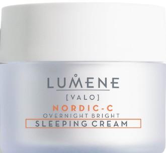 Lumene Nordic C [Valo] Overnight Bright Sleeping Cream 优姿婷夜间亮肤晚霜50毫升