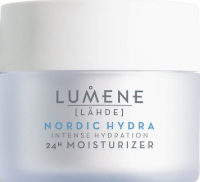 Lumene Nordic Hydra [Lähde] Intense Hydration 24H Moisturizer 50ml (Lumene 24小时强效保湿面霜 50毫升)