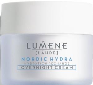 Lumene Nordic Hydra [Lähde] Hydration Recharge Overnight Cream 优姿婷补水保湿晚霜50毫升