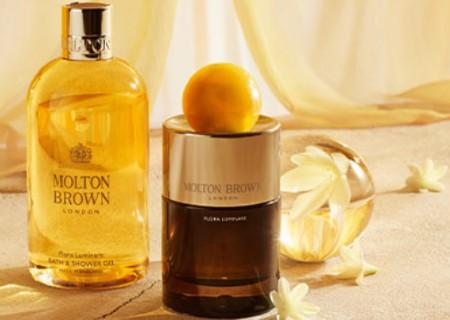 MOLTON BROWN 英国本土高端奢华的品牌产品