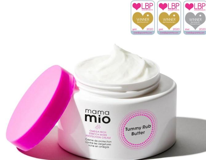 Mama Mio The Tummy Rub Butter 腹部妊娠纹按摩霜240毫升