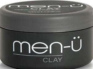 Men-Ü Clay男士塑造发型