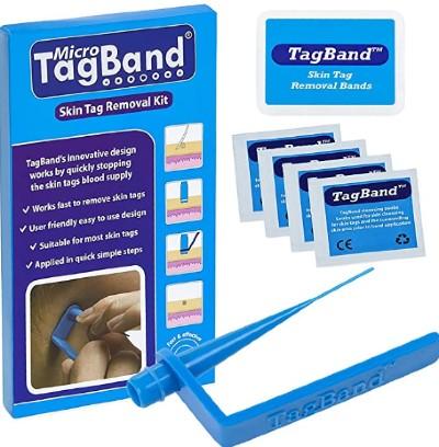 Micro TagBand Skin Tag Remover (Micro TagBand小疙瘩去除器 )