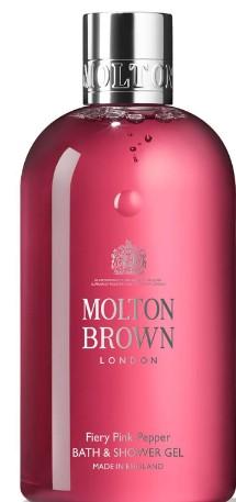 Molton Brown Fiery Pink Pepper Bath & Shower Gel沐浴露