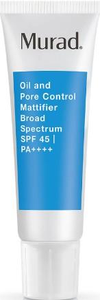 Murad Oil and Pore Control Mattifier SPF45 PA 50ml (Murad 慕拉控油保湿防晒霜 SPF45 PA 50毫升)