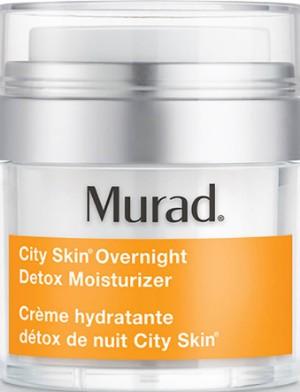 Murad City Skin Overnight Detox Moisturiser (Murad 穆勒/慕拉夜间排毒保湿霜)