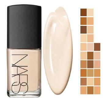 NARS Cosmetics Sheer Glow Foundation 透亮粉底液(多种色调可供选择)