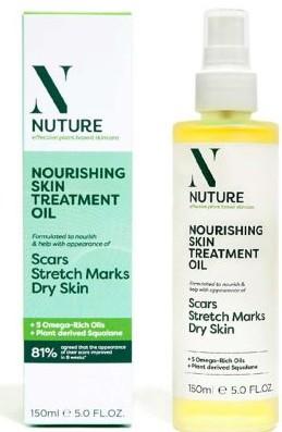 NUTURE Nourishing Skin Treatment Oil 滋养皮肤护理油150毫升