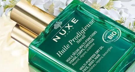 NUXE 龙虎榜上最畅销的护肤明星产品详情介绍
