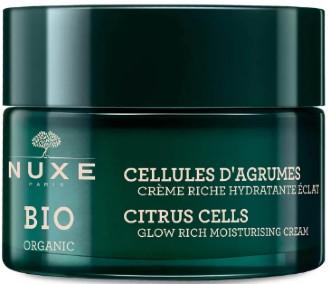 NUXE Citrus Cells Glow Rich Moisturising Cream 保湿霜50毫升