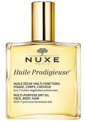 NUXE Huile Prodigieuse Multi-Purpose Dry Oil 多用途珍贵精油100毫升