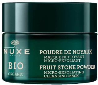 NUXE Organic Micro-Exfoliating Cleansing Mask 有机去角质洁面面膜50毫升