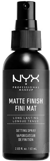 NYX Professional Makeup Setting Spray 专业定妆喷雾剂 - (打造哑光和持久妆容)