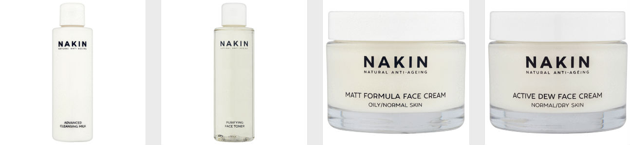 Nakin Skin Care a