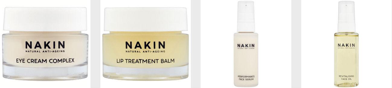 Nakin Skin Care b