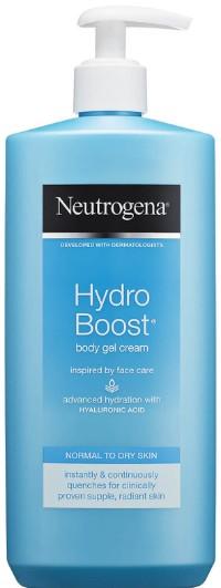 Neutrogena Hydro Boost Body Gel Cream Moisturiser for Normal to Dry Skin 露得清身体护肤凝胶保湿护肤乳400毫升