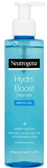 Neutrogena Hydro Boost Water Gel Facial Cleanser for Dry or Dehydrated Skin 露得清凝胶洁面乳200毫升