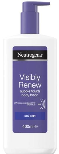 Neutrogena Norwegian Formula Visibly Renew Elasti-Boost Body Lotion Moisturiser 露得清恢复弹性身体保湿护肤乳400毫升