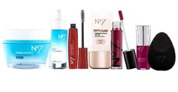 No7 Everyday Essentials Bundle 日常护肤精选套装