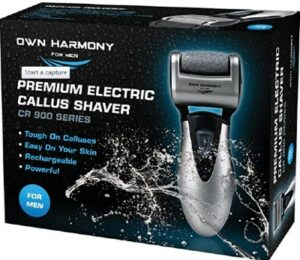 OWN HARMONY Electric Hard Skin Remover for Men (OWN HARMONY男士电动去除硬皮磨脚器)