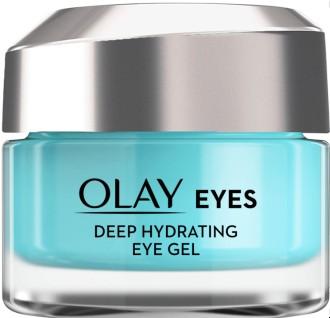 Olay Eyes Deep Hydrating Hyaluronic Acid Eye Gel for Tired and Dry Eyes 玉兰油深层补水凝胶眼霜15毫升