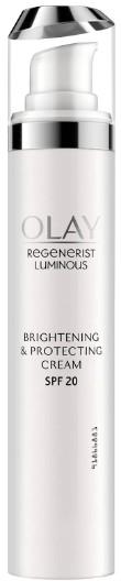 Olay Regenerist Luminous SPF20 Moisturiser with Niacinamide for Glowing Skin 玉兰油防晒保湿日霜50毫升