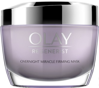 Olay Regenerist Overnight Miracle Firming Mask with Niacinamide and Peptides 玉兰油夜间隔夜神奇面膜50毫升