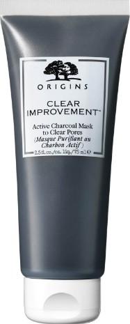 Origins Clear Improvement Active Charcoal Mask 75ml (Origins 悦木之源活性竹炭面膜 75毫升)