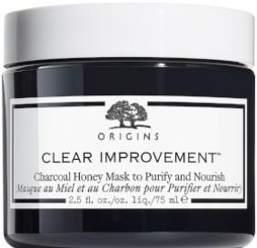 Origins Clear Improvement Charcoal Honey Mask 75ml (Origins 悦木之源竹炭蜂蜜面膜 75毫升)