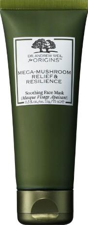 Origins Mega-Mushroom Relief & Resilience Face Mask 75ml (Origins 悦木之源巨型蘑菇舒缓面膜)